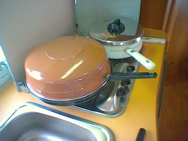 Cuisiner en camping car - Cuisine pour camping car ...